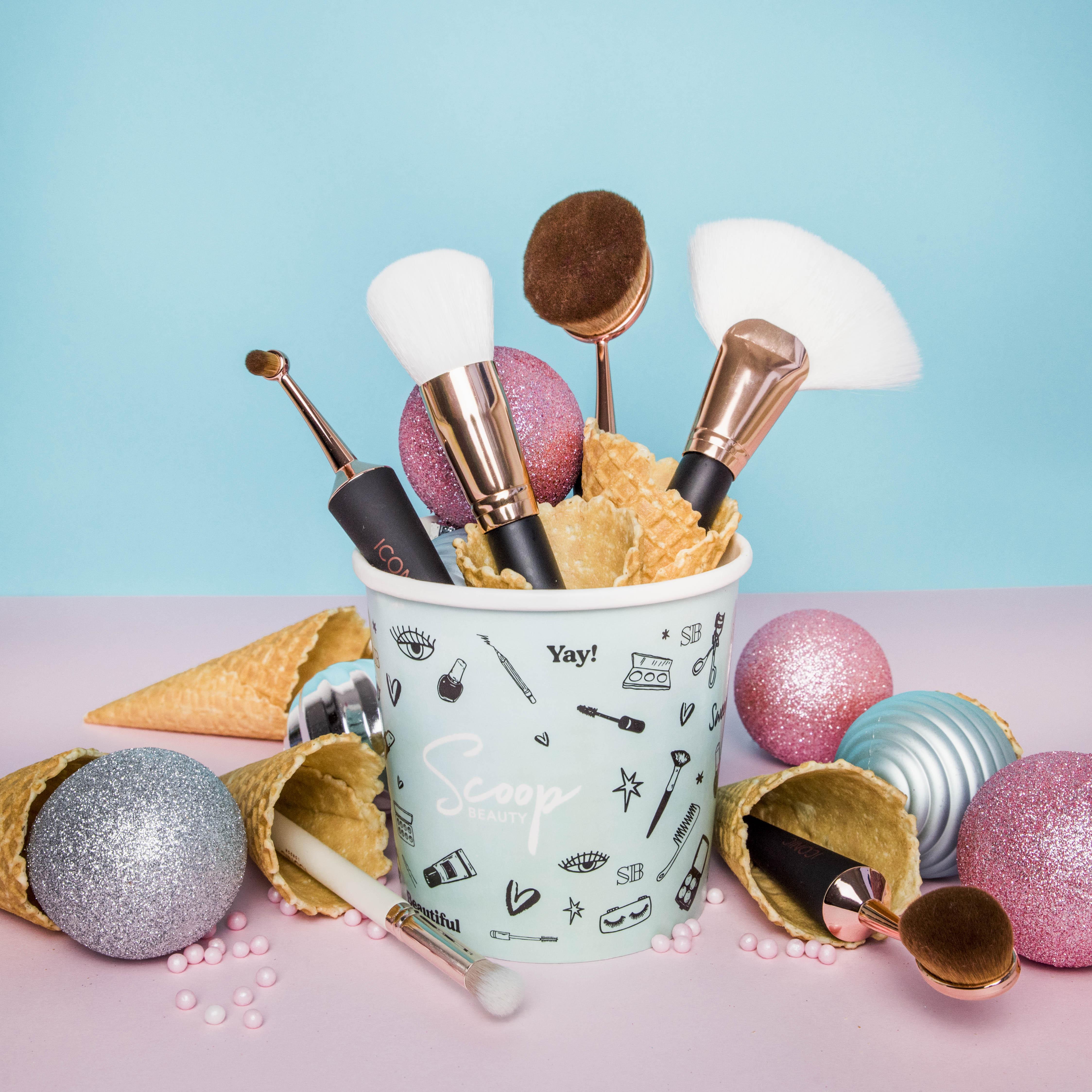 Scoop Beauty Packaging Design Newcastle